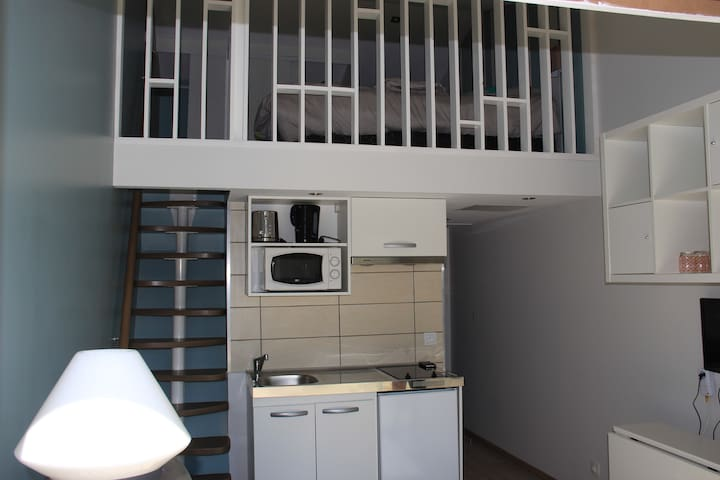Le Studio - Biganos - Appartement