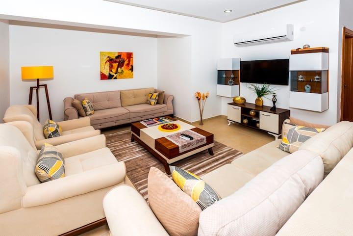 Pınara Residence - 3 Yatak Odalı Muhteşem Yazlık