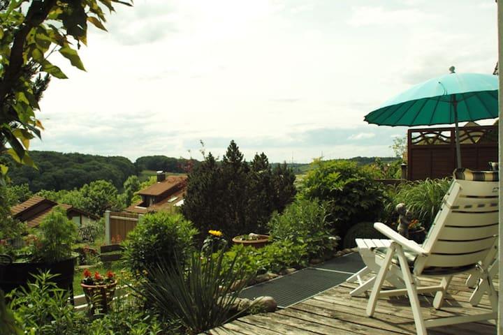 Einfamilienhaus mit toller Aussicht - 路德維希堡(Ludwigsburg) - 獨棟