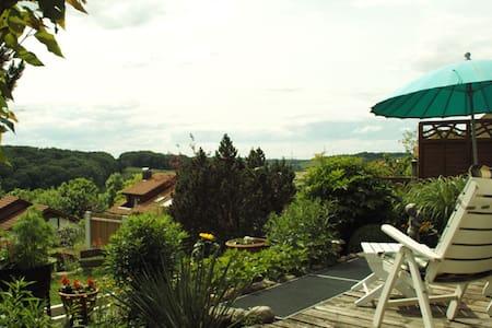 Einfamilienhaus mit toller Aussicht - Ludwigsburg - Ev