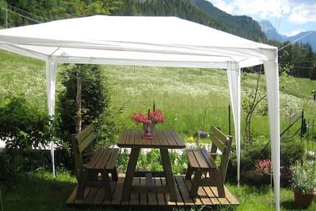 B&B nel cuore delle Dolomiti - Rocca Pietore - 家庭式旅館