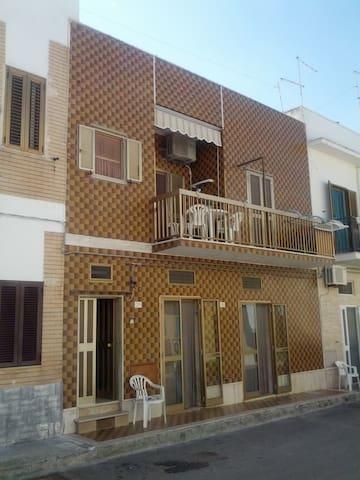 Cozy seaside holiday apartment at marina di Ostuni