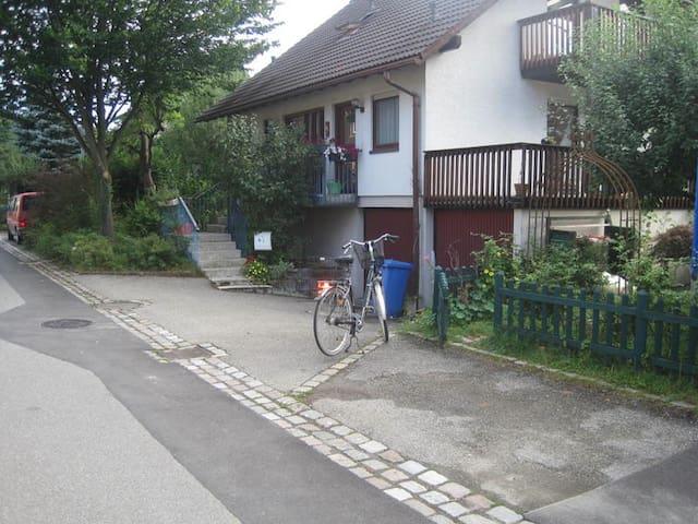 Cute apt in charming neighborhood - Radolfzell - Apartamento