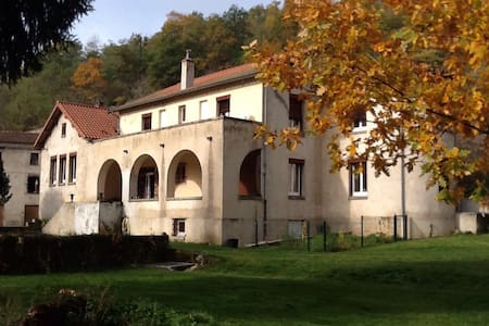 Le moulin de la Varenne - Saint Saturnin - Dom