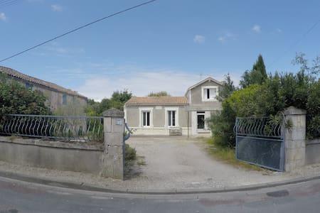 Charmante maison proche d'Oléron - Saint-Just-Luzac - Dom