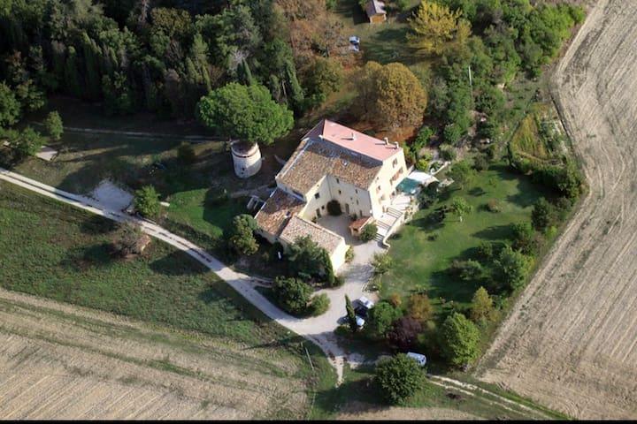 gite 2 ch. 5 personnes   Alpes de Haute Provence - Lurs - Talo
