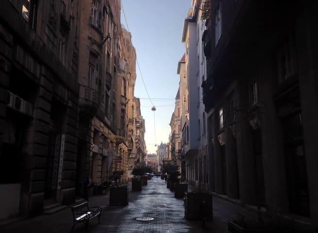 Apartment in Budapest 33m2 - Budapest - Condominio