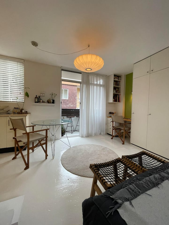 Spacious studio in the heart of Paddington
