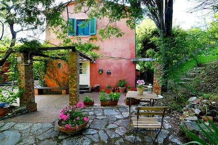 villa indipendente nel bosco - Nugola vecchia ,Collesalvetti - 別荘