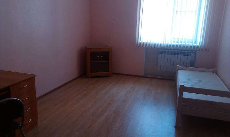 Комната рядом с областной больницей - Rostov-na-Donu - Casa