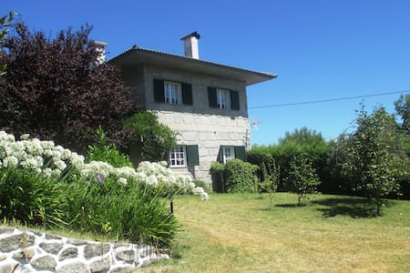 Country Side House on a Lovely Spot - Povoa do Lanhoso - Casa