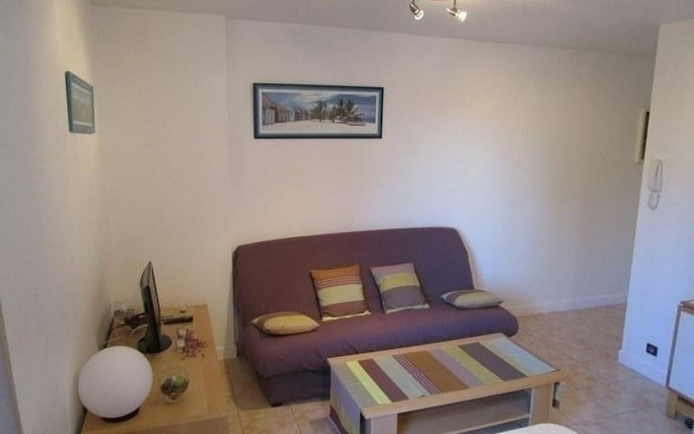 Appartement 6 pers. - 50m plage
