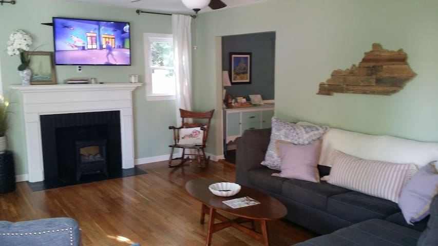Cozy Cottage in the heart of Lexington