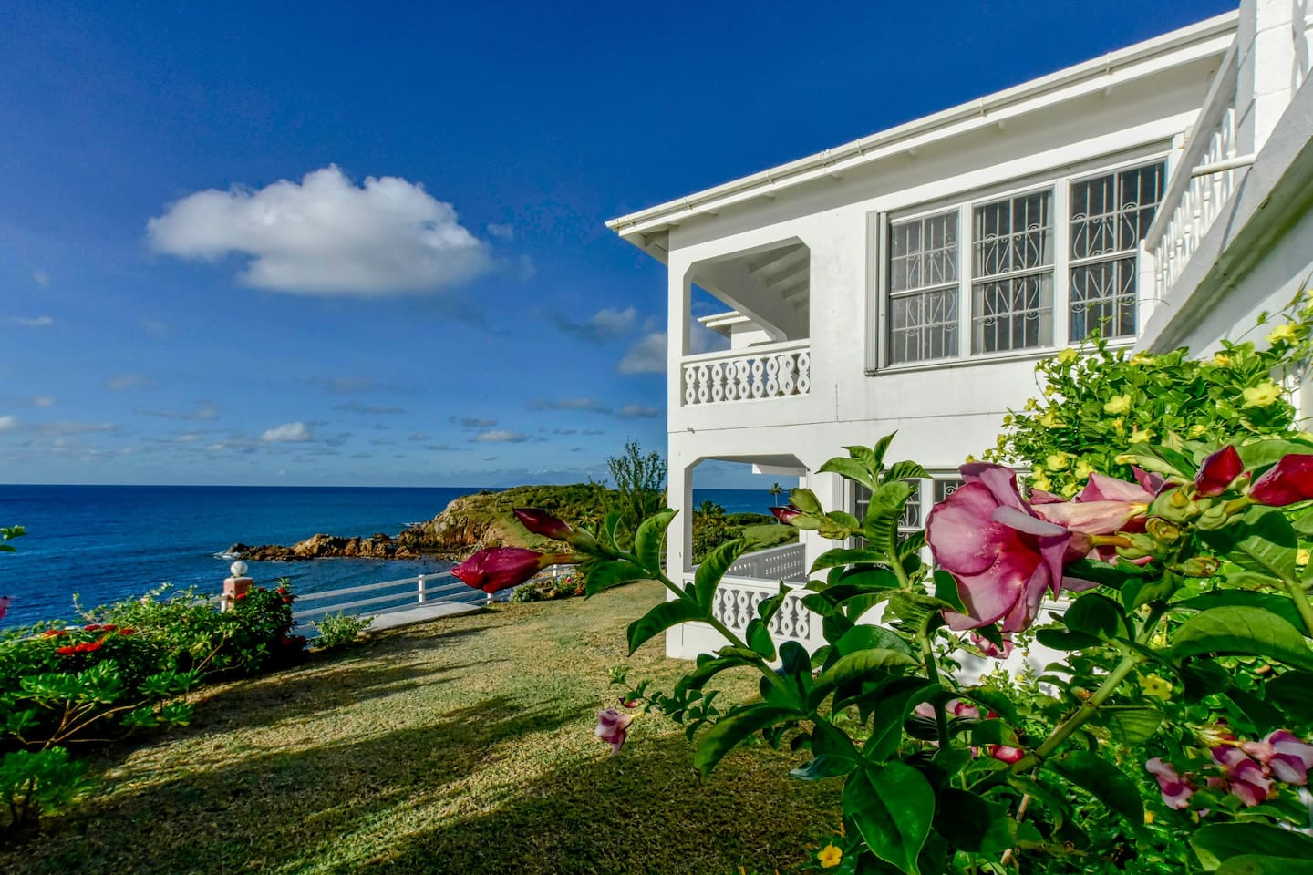 Begin your stay in paradise at our home named Olivette
