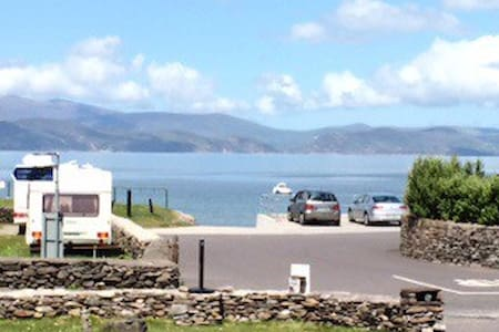 Sea View Double room with Ensuite . - Kells