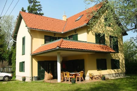 Familyhouse near Lake Balaton (10p) - Balatonszemes