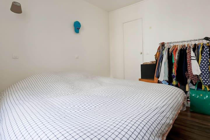 Cosy flat close to Le Marais
