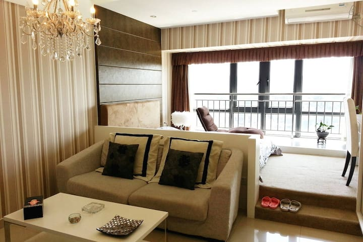 适合长租、短租的工作学习、旅游的房子 - Wuhan - Leilighet