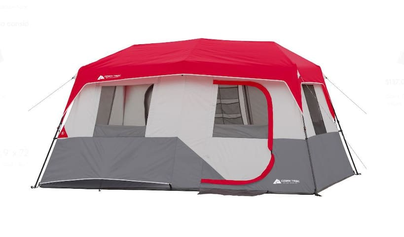 Tent and Camping Equipment- Southern Utah