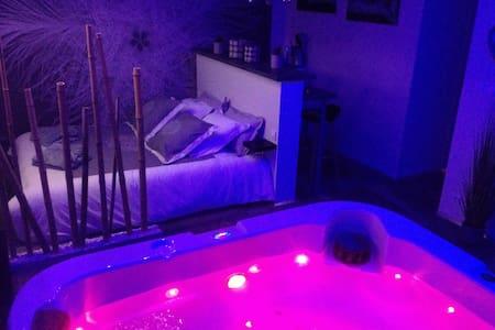 Chambre spa