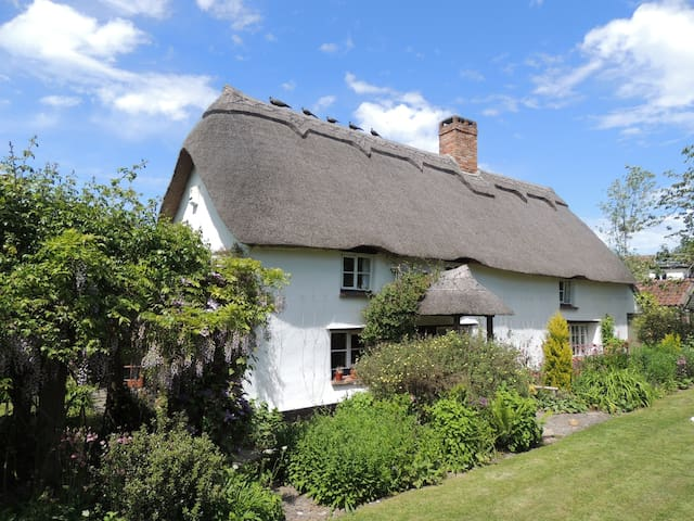 Peaceful Cottage near Glastonbury - Parbrook