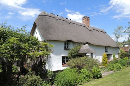 Peaceful Cottage near Glastonbury - Parbrook - Casa
