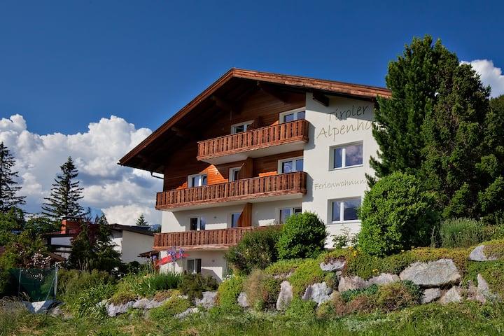 Apartment 5-7 people close to Innsbruck-alpinurban