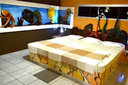 POUSADA PARRACHO - Maxaranguape - Praia de Maracajaú - Bed & Breakfast