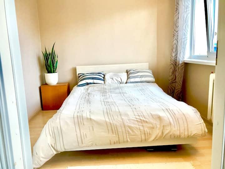 Quiet Master bedroom in Tallinn!