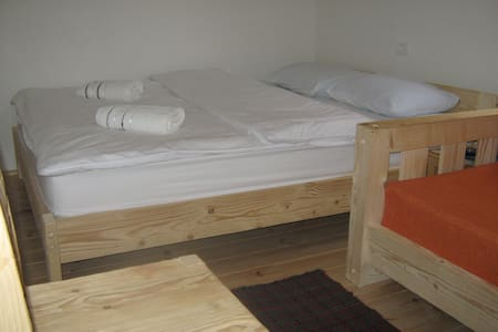 Rooms Pahulja-Quiet and relax double bed bedroom - Appartamento