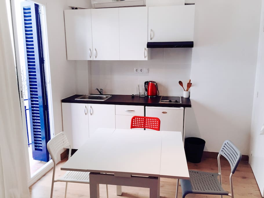 Apartment in sitges wifi air conditioner - Bagno 90 minuto ...