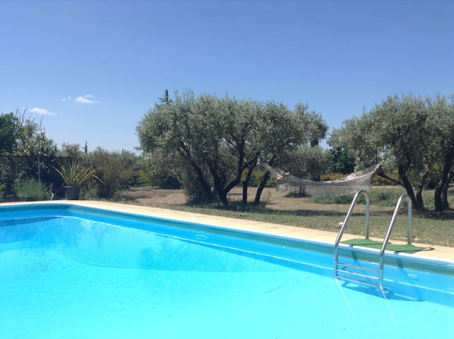 Au pied du Luberon.. La love song.. - Cucuron - Bed & Breakfast