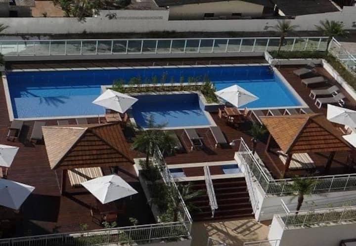 Apartamento Aloha Home Resort - Praia Brava