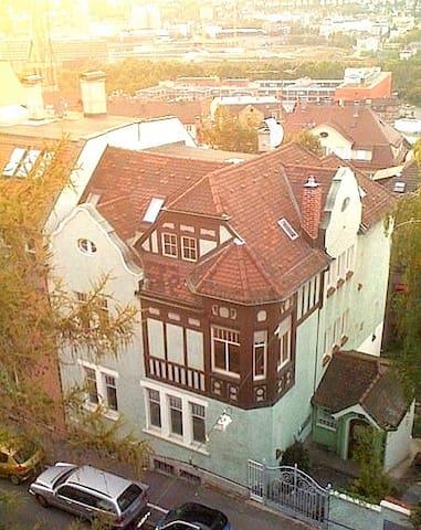 Art Deco Design Villa Stuttgart - Stuttgart - Hus