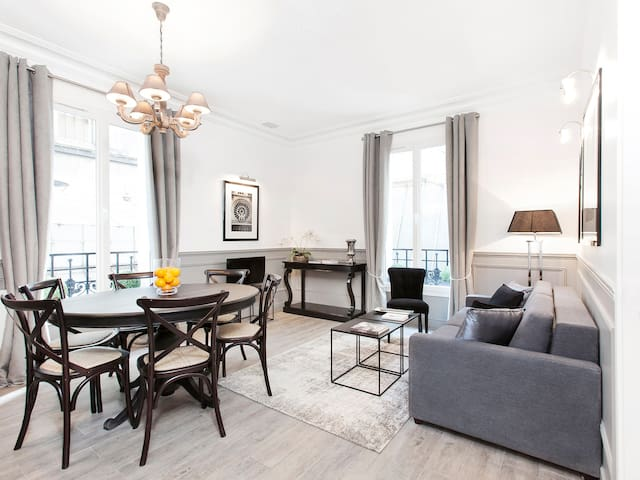 LUXURY 2 BEDROOM PARIS CENTER 2