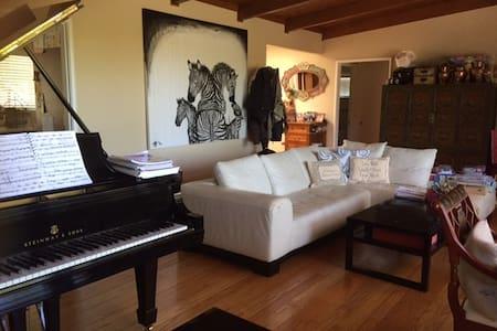 3 bedrms home near Stanford, Palo Alto/Menlo Park - Portola Valley - Haus