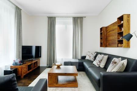2-Zimmer-Apartment in Mitte