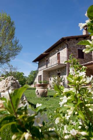 Relais Parco del Subasio 5/6 Person - Assisi - Appartement