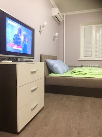 Comfortable Apartment on Rozhdestvenskaya 9 - Mytishchi - Huoneisto