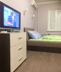 Comfortable Apartment on Rozhdestvenskaya 9 - Mytishchi - アパート