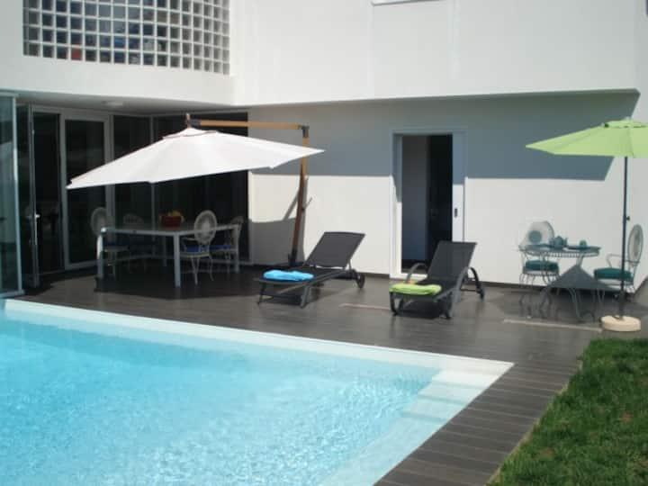 Tavira sunshine suite with pool :-)