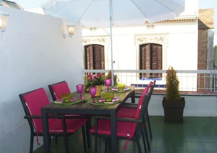 PENTHOUSE IN THE HEART OF SITGES - Sitges