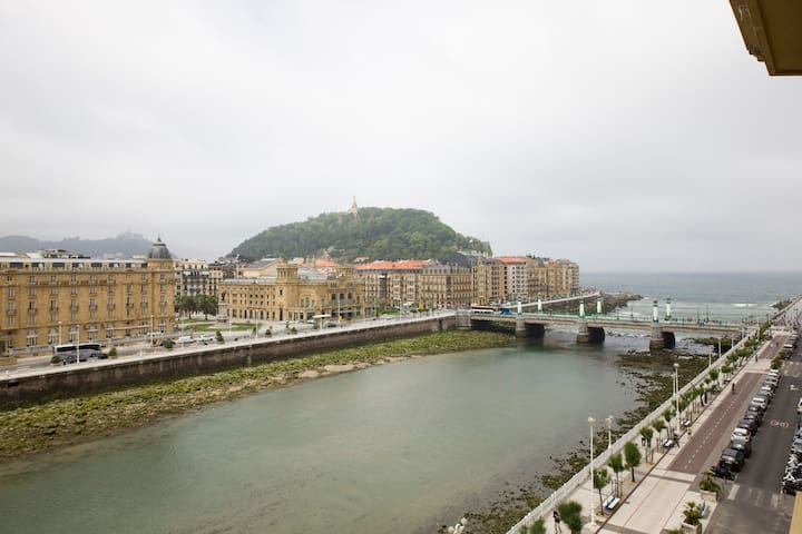 Wake Up With This Amazing Views! - Donostia - Apartamento