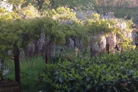 Casa e giardino a Pontremoli - Pontremoli