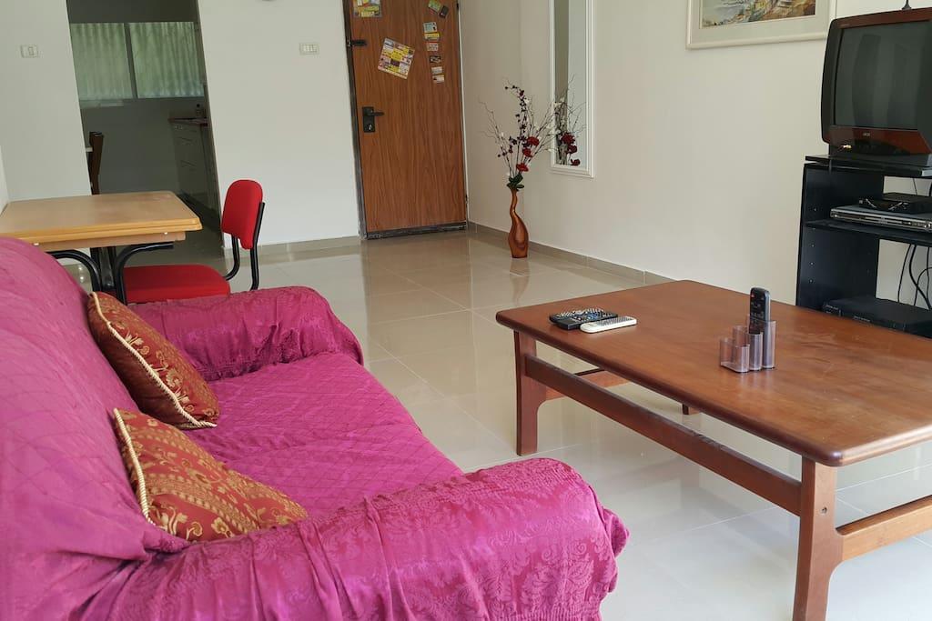 סלון Living room