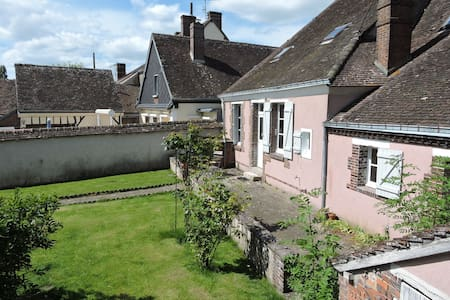MAISON CENTRE BOURG ILLIERS-COMBRAY