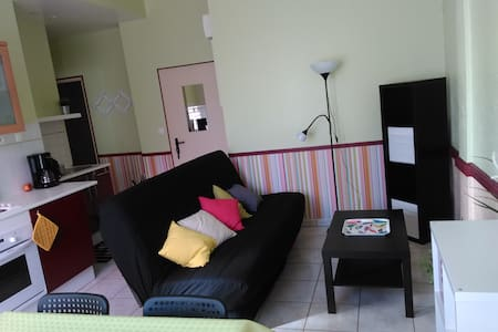 Appartement plein centre ville - Vivonne - Apartament