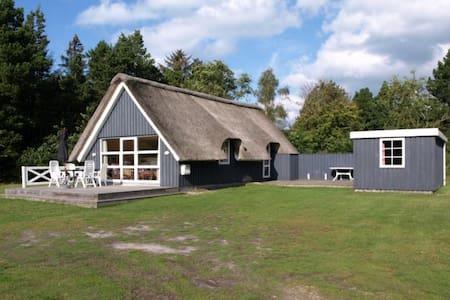 Sommerhouse in a beautiful spot - Henne - Talo