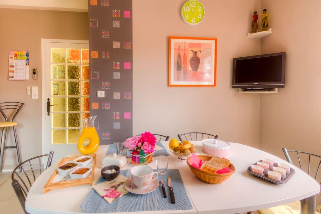 Tr s belle chambre toute proche du centre ville chambres - Chambres d hotes avignon centre ville ...