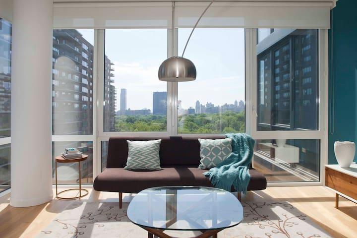 Lux 2Bed/2Bath Central Park Views! - New York - Apartment
